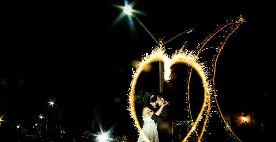 Les feux d'artifices, pas que pour les fêtes foraines mais aussi pour les mariages